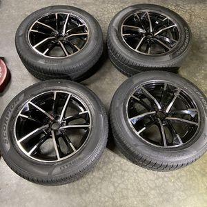 Winter Tire And Rim Set - Pirelli Scorpion Winter (Audi, VW, Mercedes, BMW) for Sale in Mercer Island, WA