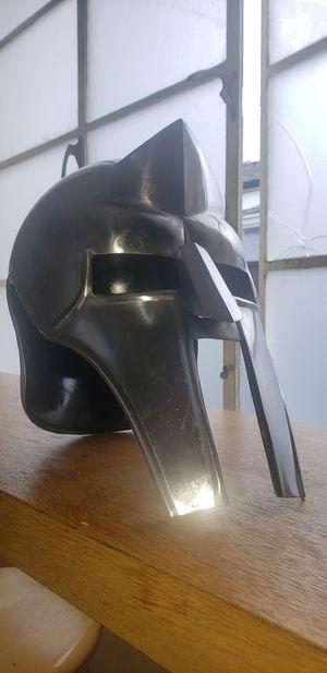 Roman Gladiator Warrior Metal Helmet for Sale in San Diego, CA