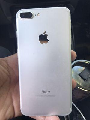 iPhone 7 Plus ATT 130GB for Sale in Grand Rapids, MI