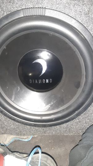 Subwoofers 15 'diamond D3 for Sale in Winton, CA