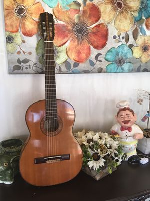 1970 Crown Classical Guitar/Japan for Sale in Glendale, CA