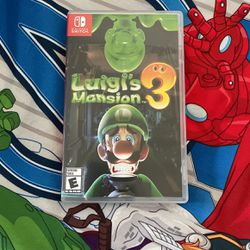 Nintendo Switch Luigis 3 Mansion for Sale in Vernon,  CA