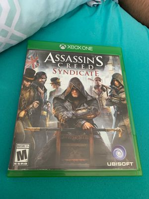 Assassins Creed Syndicate Xbox One for Sale in Fresno, CA