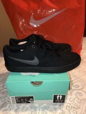 MENS NIKE SB BRAND NEW SIZE 9.5 AND 10 ONLY ASKING $70 for Sale in South Gate, CA