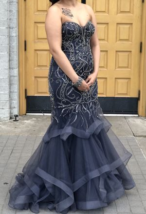 Mermaid Prom Dress Beautiful for Sale in El Monte, CA