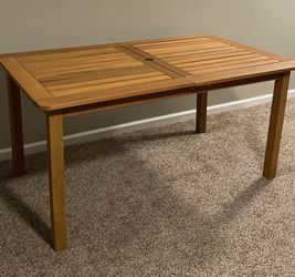 Selling my garden table.nice looking for Sale in Columbus,  OH
