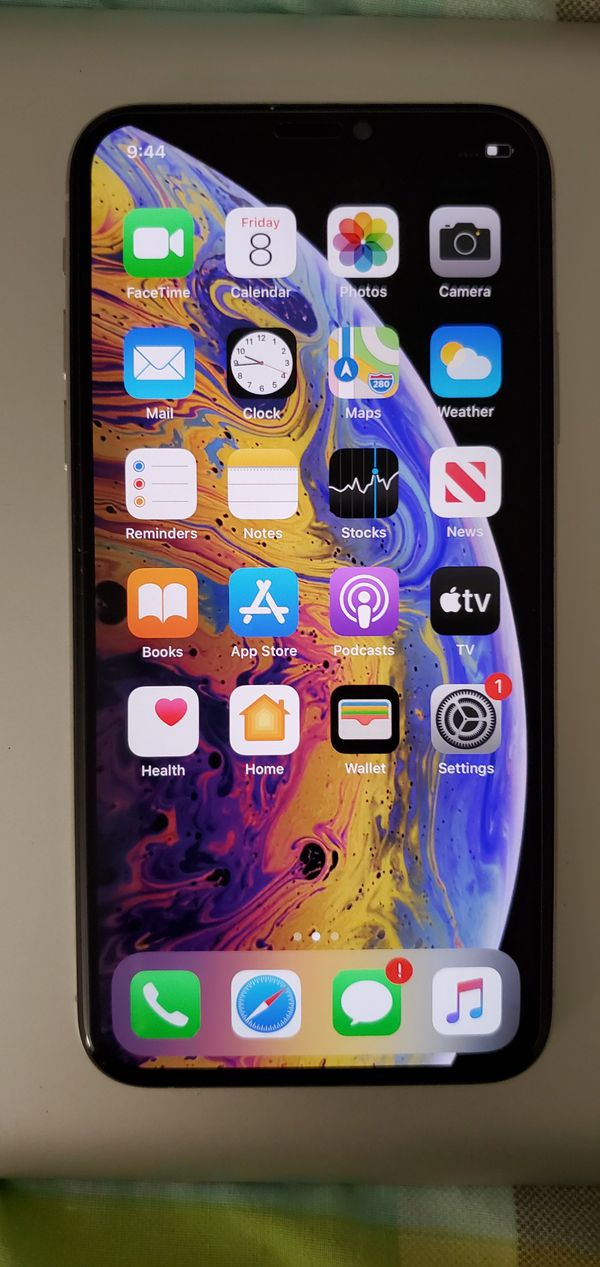 IPhone XS Unlocked to All Carriers