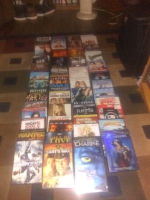 """""""LOT OF 50 DVD'S """""" QUALITY MOVIES ! for Sale in Lock Haven, PA"