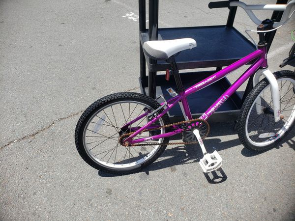 Freeagent Fa 20 Inches Street Bike Bmx Maded In Usa For