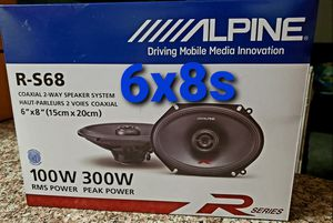 Alpine type R 100rms brand new loud for Sale in Riverside, CA