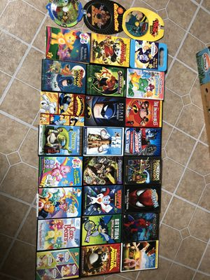25 Used DVD Children's Movie & TV Shows for Sale in Mount Laurel Township, NJ