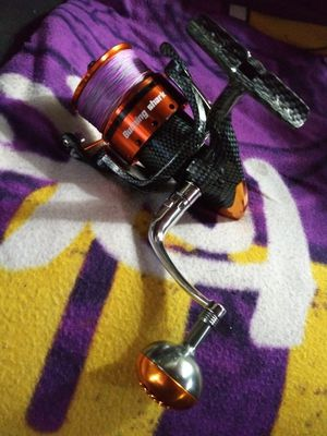 Brandnew spinning fishing reel for Sale in Whittier, CA