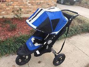 Baby jogger city elite stroller for Sale in Fairfax, VA