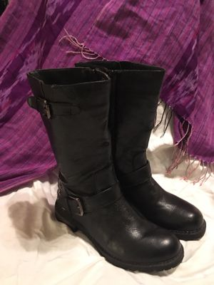 Boots - Black Size 6m Ladies - Harmony for Sale in Smyrna, DE