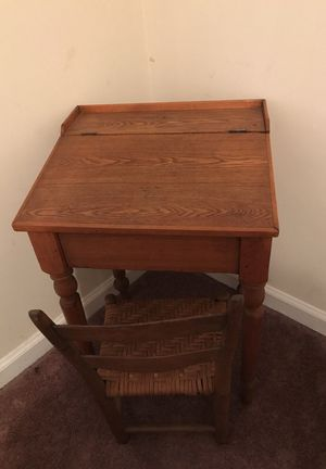 Antique child's desk for Sale in Garner, NC