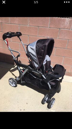 baby trend double stroller for Sale in Lakewood, CA