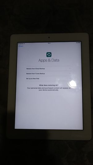 Ipad 3 generation 32 gb for Sale in Fort Lauderdale, FL