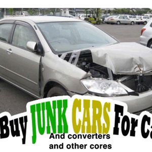 💰💵why Get Paid Less For Your Junk Cars And Converters💵🔐 for Sale in Elgin, IL