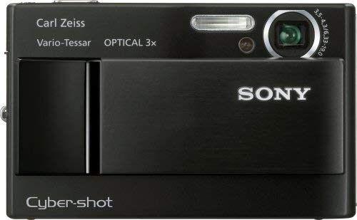 Sony Cybershot DSC-T10 7.2MP Digital Camera with 3x Optical Steady Shot Zoom