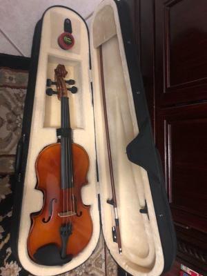 Violin Austin Bazaar 1/2 size with case , Bow & Rosin for Sale in Davie, FL