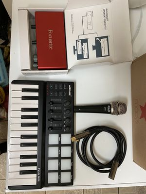 Recording Bundle Focusrite Open Trades for Sale in Miami, FL