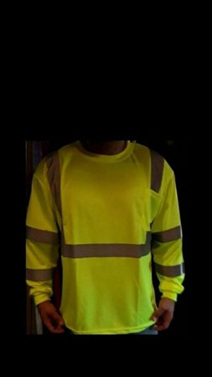 Safety Visibility T-shirts..all sizes....$10 each for Sale in Fontana, CA