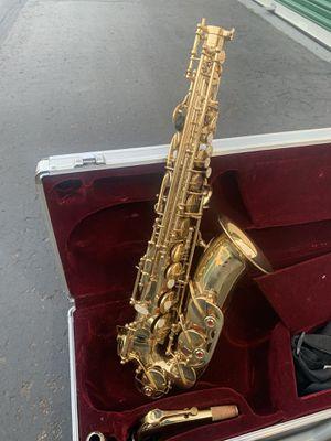 Susuki alto saxophone for Sale in San Diego, CA