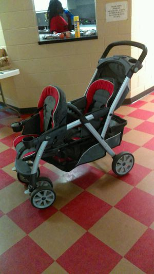 Double troller and toddler car seat for Sale in Phenix City, AL