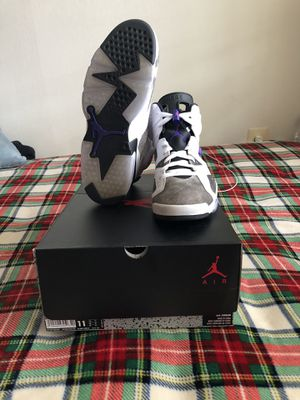 "Used Jordan 6s "" flints "" size 11 for Sale in Oxon Hill, MD"