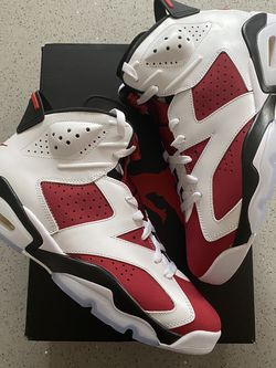 Jordan retro 6 Carmine for Sale in Fort Washington,  MD