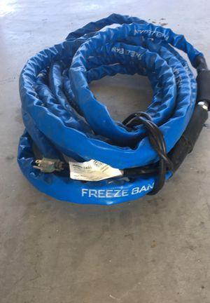 Freeze Ban Heater Hose for RV for Sale in Collinsville, TX