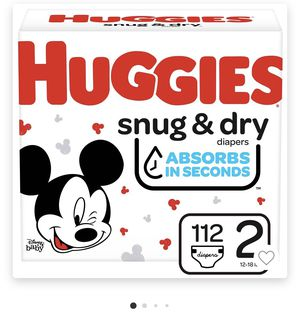 Huggies snug and dry pampers for Sale in Miami, FL