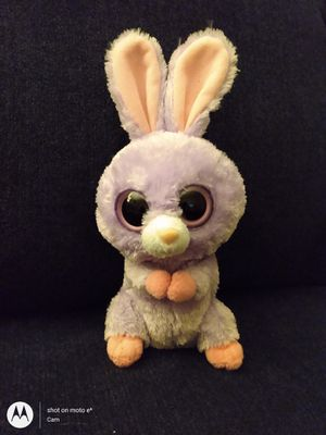 Ty Beanie Babies Ty Bunny Beanie Boo Petunia - Stuffed Animals for Sale in Belleville, MI