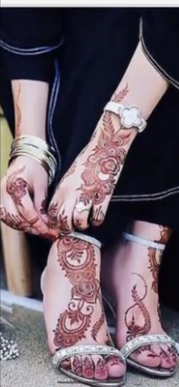 Buteayfull henna art