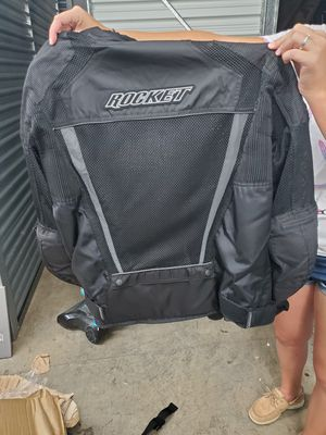 Joe Rocket protective motorcycle jacket with Reflectors for Sale in Deltona, FL