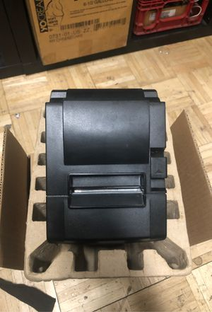 Star TSP142lan network printer Works with square , grubhub , DoorDash and iPad for Sale in Tempe, AZ