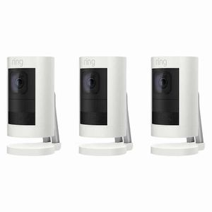 NEW RING STICK UP SECURITY CAM BATTERY, 3-PACK for Sale in River Grove, IL