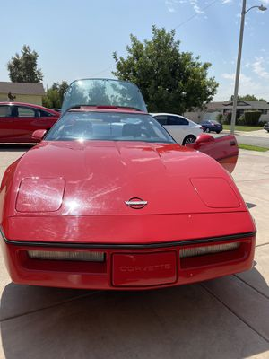 1990 Chevy Corvette for Sale in Glendora, CA