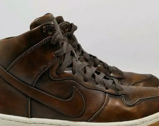 Rare Luxury Leather Dunks Size 8 for Sale in Los Angeles,  CA