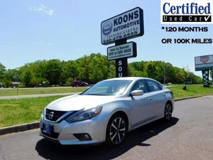 2017 Nissan Altima for Sale in Fredericksburg, VA