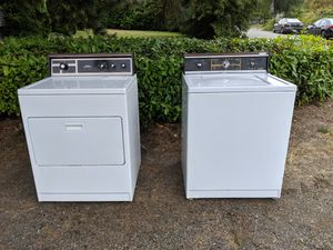 Free Kenmore washer and dryer for Sale in Seattle, WA