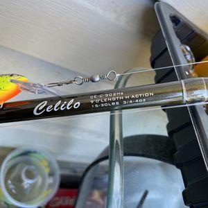Okuma Celilo Bait Caster for Sale in Battle Ground, WA