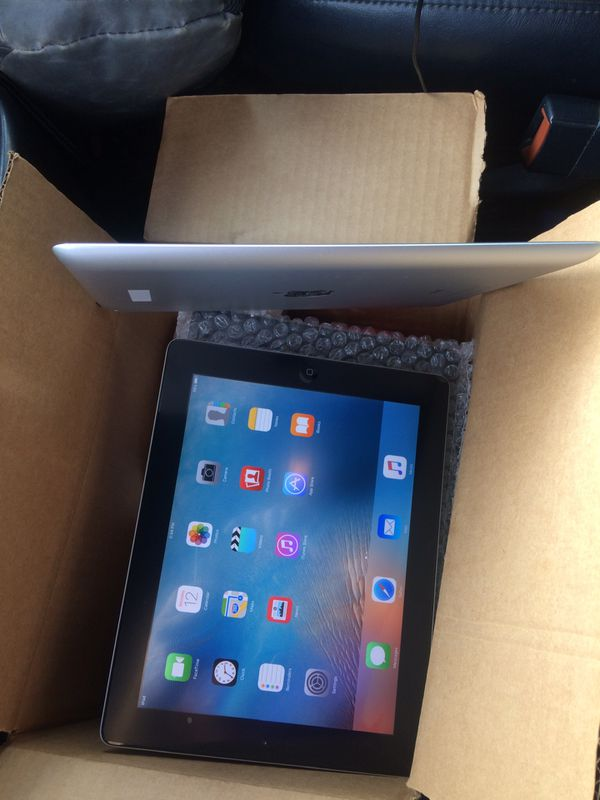Ipad 16 Gb, Second Generation, like new. Perfect shape. No scratches.