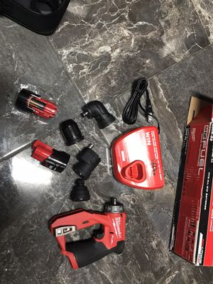 M12 installations drill/driver kit for Sale in Houston, TX