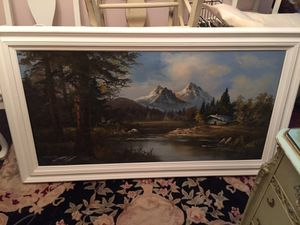 56 x 32 painting for Sale in White Plains, NY