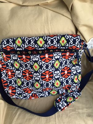 Vera Bradley Crossbody messenger bag for Sale in Sherman, TX