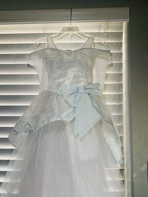Princess Cinderella Wedding Dress (Costume) for Sale in Bellflower, CA