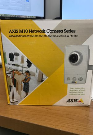 Axis M1034 network camera for Sale in Lyndhurst, NJ