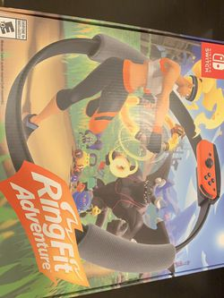 Ring Fit Adventure Switch Game for Sale in Pittsburgh,  PA