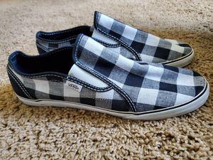 Brand new checkered VANS women's size 11 for Sale in Garden Grove, CA